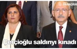 Çerçioğlu, Kılıçdaroğlu'na yapılan saldırıyı...