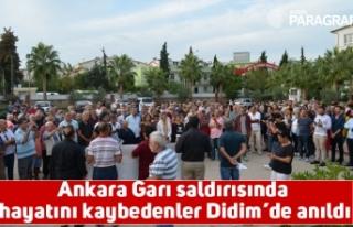 Ankara Garı saldırısında hayatını kaybedenler...