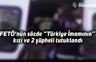 """FETÖ'nün sözde """"Türkiye İmamının""""..."""