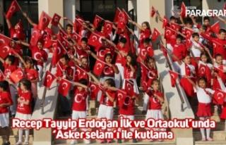 Recep Tayyip Erdoğan İlk ve Ortaokul'unda 'Asker...