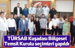 TÜRSAB Kuşadası Bölgesel Temsil Kurulu seçimleri...