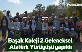 Başak Koleji 2.Geleneksel Atatürk Yürüyüşü...