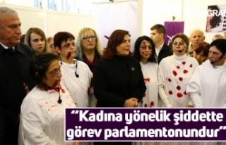 Başkan Çerçioğlu'ndan kadın milletvekillerine...