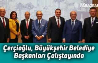 Çerçioğlu, Büyükşehir Belediye Başkanları...