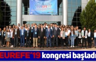 EUREFE'19 kongresi başladı