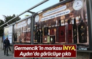 Germencik'in markası İNYA, Aydın'da görücüye...