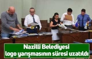 Nazilli Belediyesi logo yarışmasının süresi uzatıldı