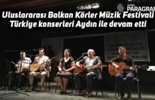 Uluslararası Balkan Körler Müzik Festivali Türkiye...