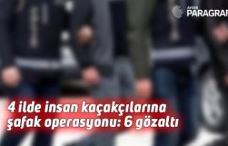 4 ilde insan kaçakçılarına şafak operasyonu:...