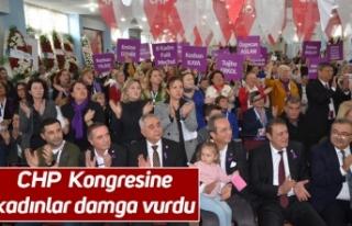 CHP  Kongresine kadınlar damga vurdu