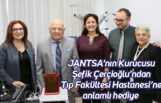 JANTSA'nın Kurucusu Şefik Çerçioğlu'ndan...