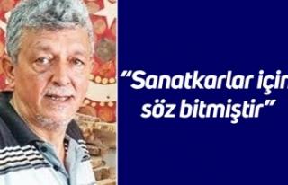 "Marangozlar Odası Başkanı Algün; ""Sanatkarlar..."