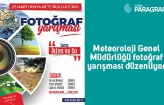 Meteoroloji Genel Müdürlüğü fotoğraf yarışması...