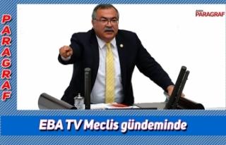EBA TV'deki idam görüntüleri ve ilahiler Meclis...