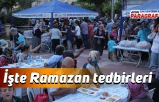 İşte Ramazan tedbirleri