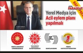 TGF'den iletişim başkanlığına çağrı