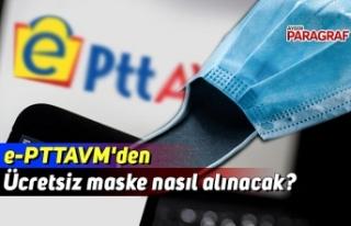 Ücretsiz maske nasıl alınacak?