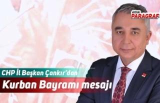 Başkan Çankır'dan Kurban Bayramı mesajı
