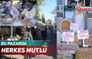 BU PAZARDA HERKES MUTLU