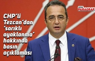 CHP'li Tezcan'dan 'sarıklı ayaklanma' hakkında...