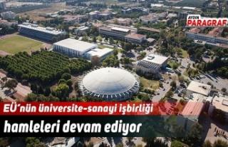 EÜ'nün üniversite-sanayi işbirliği hamleleri...