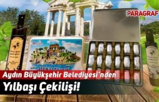 Aydın Büyükşehir Belediyesi'nden Yılbaşı...