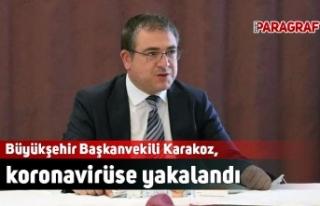 Büyükşehir Başkanvekili Karakoz, koronavirüse...