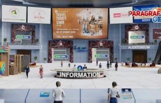 Büyükşehir dijital fuarda Aydın'ı tanıtıyor