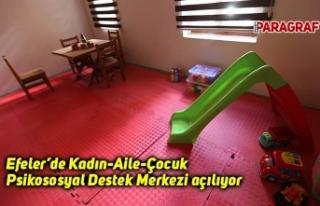 Efeler'de Kadın-Aile-Çocuk Psikososyal Destek...