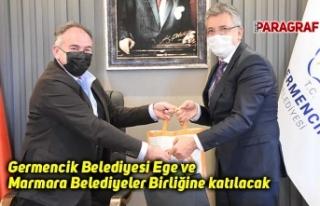 Germencik Belediyesi Ege ve Marmara Belediyeler Birliğine...