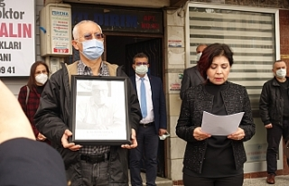 Aydın Tabip Odası Başkanı Dr. Adalet Çıbık;...