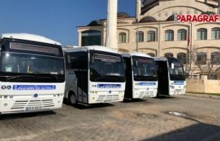 Başkan Çerçioğlu, şoför esnafını kırmadı