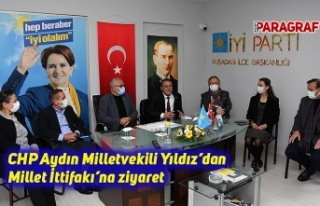CHP Aydın Milletvekili Yıldız'dan Millet İttifakı'na...