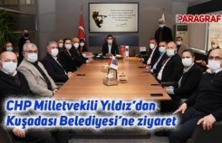 CHP Milletvekili Yıldız'dan Kuşadası Belediyesi'ne...