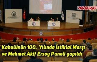 Kabulünün 100. Yılında İstiklal Marşı ve Mehmet...
