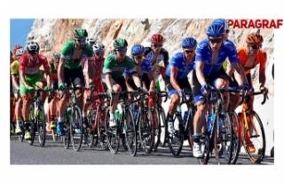 Cumhurbaşkanlığı Bisiklet Turu için Aydın'da...