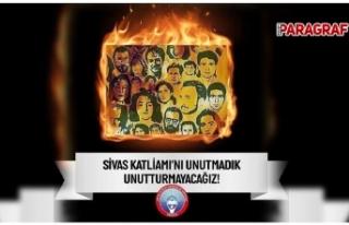 Sivas Katliamı'nı Unutmadık, Kaybettiğimiz Canları...