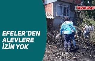 EFELER'DEN ALEVLERE İZİN YOK