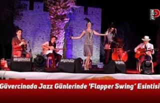 Güvercinada Jazz Günlerinde 'Flapper Swing'...