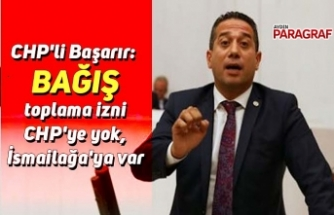 CHP'li Başarır: Bağış toplama izni CHP'ye yok, İsmailağa'ya var