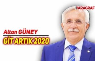 GİT ARTIK 2020...