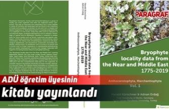 ADÜ öğretim üyesinin kitabı yayınlandı