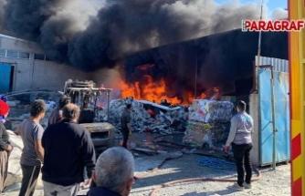 Aydın Büyükşehir Belediyesi İtfaiyesi Olası Bir Faciayı Önledi