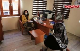 Psikososyal destek merkezi Efeler halkının ilgisiyle büyüyor