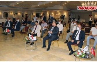 Rektörümüz MÜSİAD 5. Olağan Genel Kuruluna Katıldı