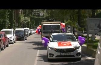 Efeler Belediyesi 19 Mayıs Coşkusuna Ortak Oldu