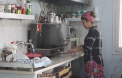 Kadın kahveciler tabuları yıktı