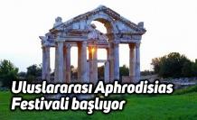 Uluslararası Aphrodisias Festivali başlıyor