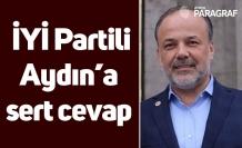 AK Partili Yavuz'dan İYİ Partili Aydın'a sert cevap