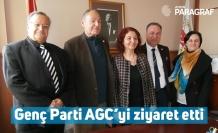 Genç Parti AGC'yi ziyaret etti